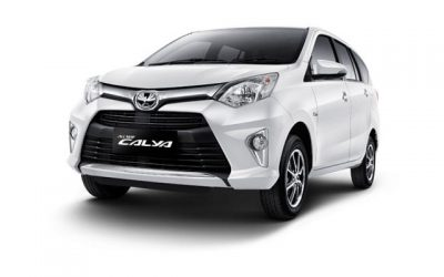 Harga Toyota Calya Purbalingga