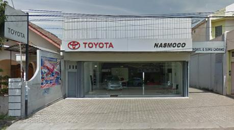 Dealer Toyota Majenang