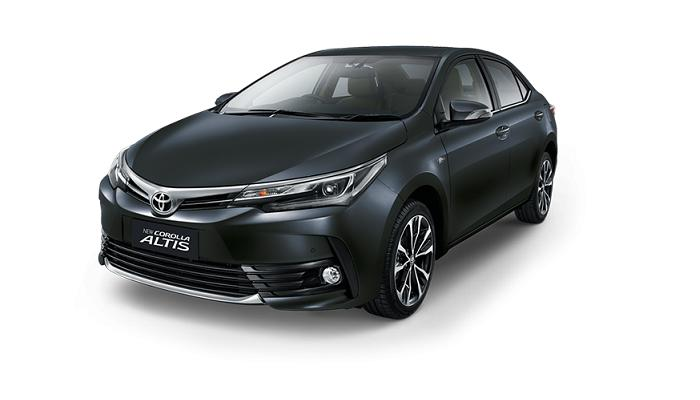 Harga All New Corolla Altis Kebumen