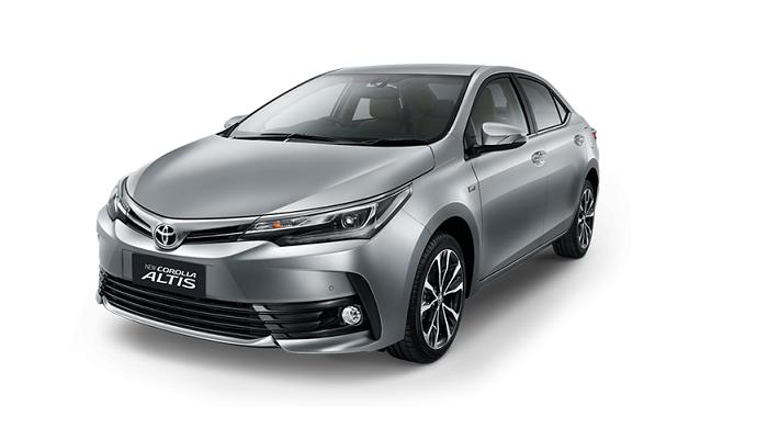 Harga All New Corolla Altis Purbalingga