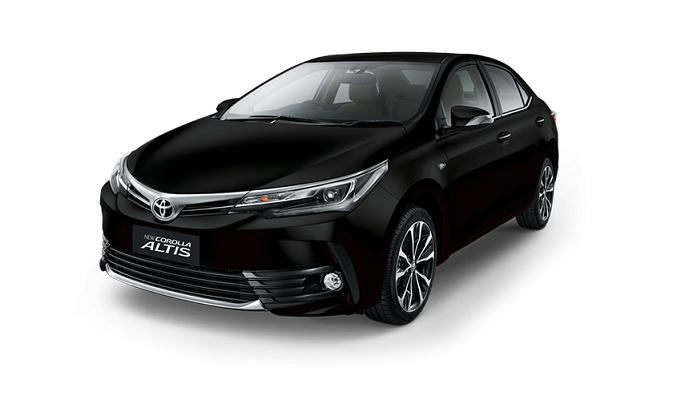 Harga All New Corolla Altis Wonosobo