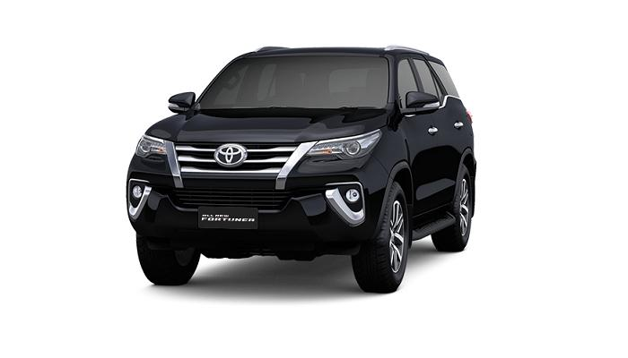 Harga All New Fortuner Purbalingga