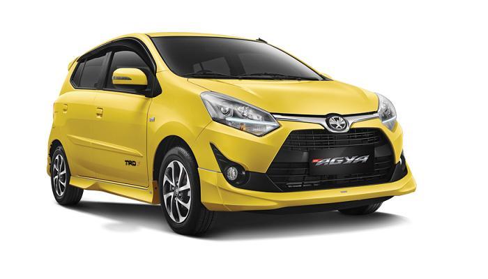 Harga Toyota Agya Purwokerto