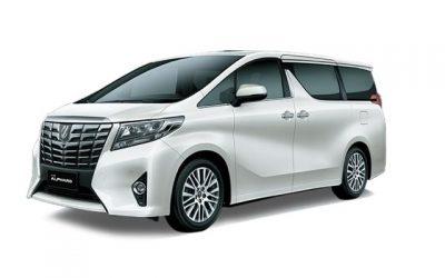 Harga Toyota Alphard Cilacap