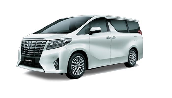 Harga Toyota Alphard Kebumen