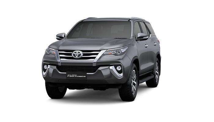 Harga Toyota Fortuner Kebumen