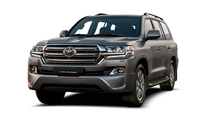 Harga Toyota Land Cruiser Cilacap