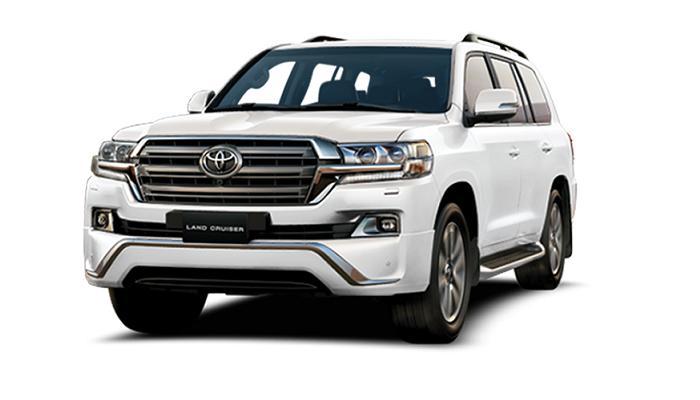 Harga Toyota Land Cruiser Purbalingga