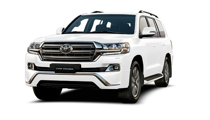 Harga Toyota Land Cruiser Wonosobo