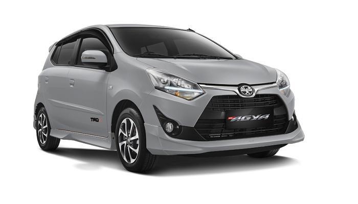 Harga Toyota New Agya Wonosobo