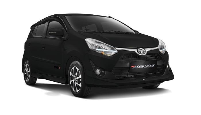 Harga Toyota New Agya Cilacap