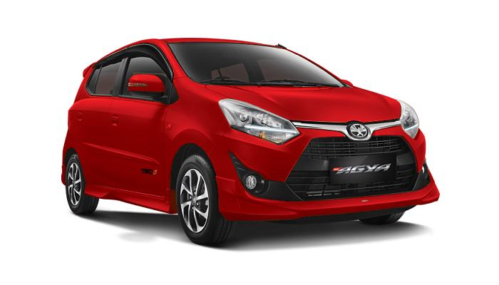Harga Toyota New Agya Kebumen
