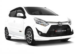 Harga Toyota Agya Purbalingga