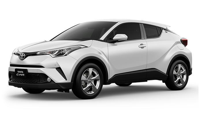 Harga Toyota CHR Banjarnegara