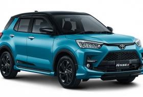 Harga Toyota Raize Purwokerto