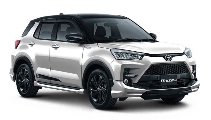 Harga Toyota Raize Wonosobo